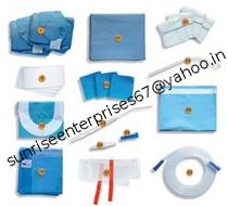 Disposable Drape Kits