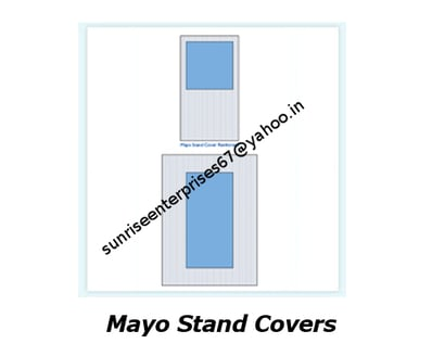 Finest Hospital Mayo Stand Covers