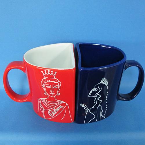 Ceramic Valentine Mug