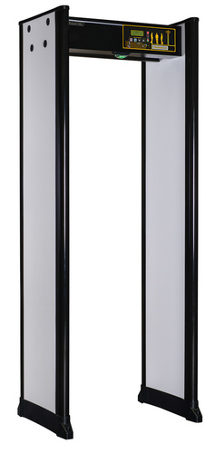 Walk-Through Metal Detector ThruScan s3