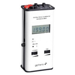 Digital Ohms Calibrators
