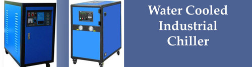 Water Cooled Cased Industrial Chiller