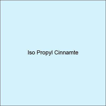 Iso Propyl Cinnamte