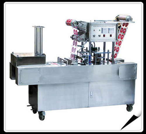 Automatic Cup Filling Seal Machine