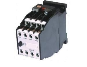 Switch-Over Capacitor Contactor (Cj16/19)