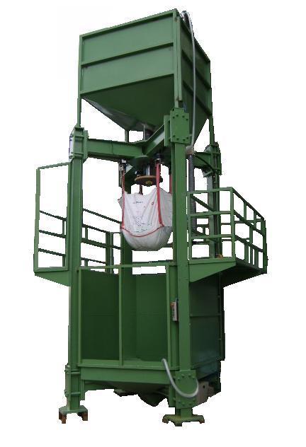 Big Bag Test Machine