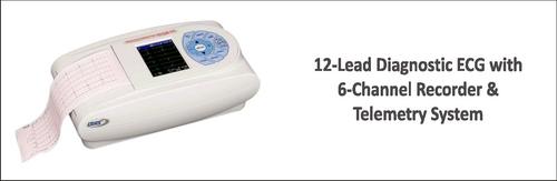 UTAS UCARD100- 3/6 Channel ECG