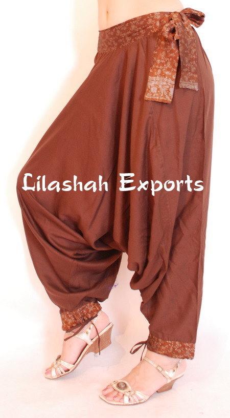 Afghani Alibaba Trousers