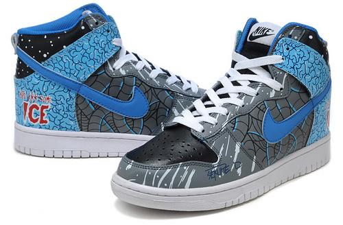 Nike Dunk High Upper Men Shoes