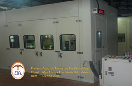 Acoustic Machine Enclosures