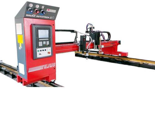 Cnc Oxy- Fuel Cutting Machine
