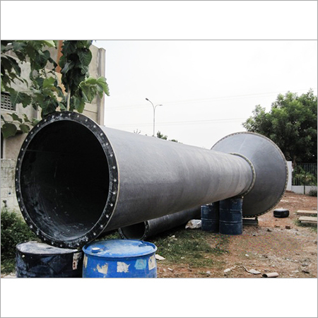 Fibre Reinforced Plastic Chimney