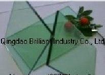 Dark Green Float Glass (6mm)