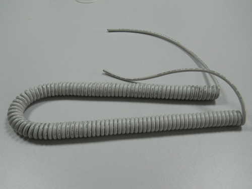 TPU Insulated Spiral Electric Wire and Cables