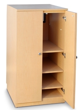 High Grade Wooden Storage Units