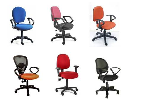 Rotating Office Computer Chairs