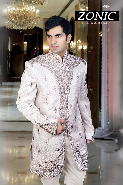 Mens Ethnic Suit