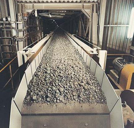 Slat Conveyors And Apron Conveyors