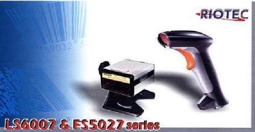 2D Laser Barcode Scanner