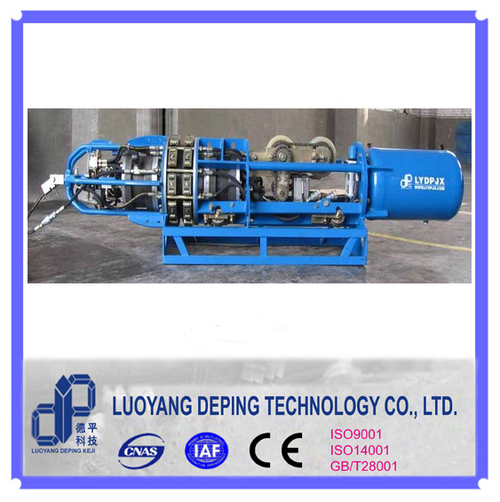 Internal Pneumatic Line Up Clamp