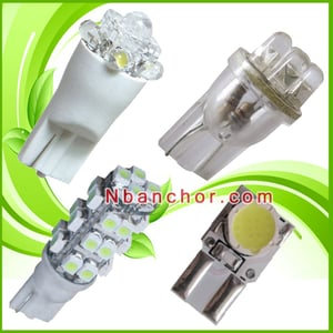Auto Led Lights T10/194 For Signal Lamp