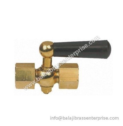Brass Gauge Cock