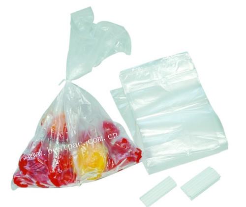 Food Bags PE Material