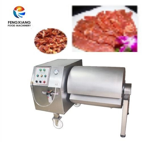 Meat Vacuum Mixing And Meat Tumbler Machine