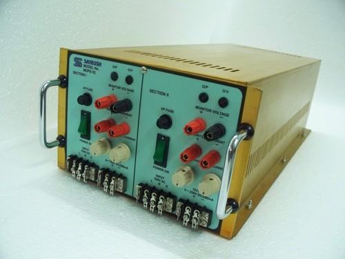 Series SVP - D : Precies Variable (CV/CV) Dual Output Power Supplies