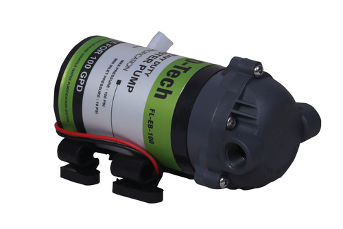 100 GPD HI-TECH Booster Pump - 24 V
