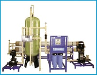 Automatic Water Treatment Plant 5000 lph