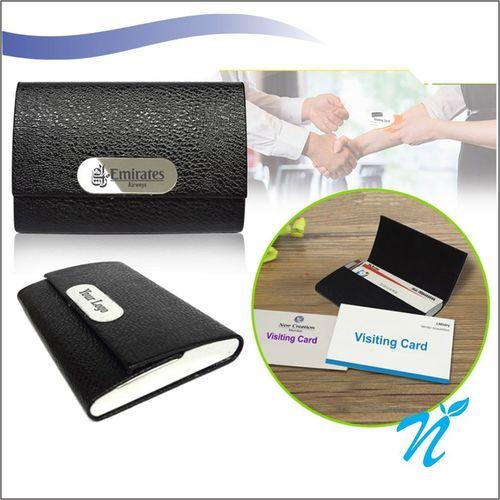 Sleek Design Visiting Card Holder
