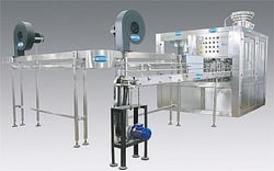 Capping Systems Machine