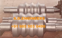 Rolls For Angle Mill