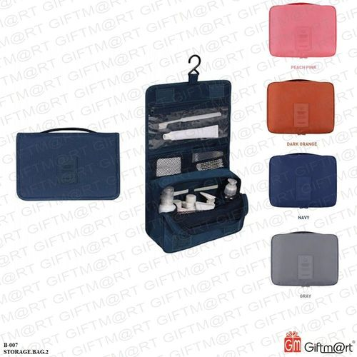 Hanging Toiletry Kit For Men And Women