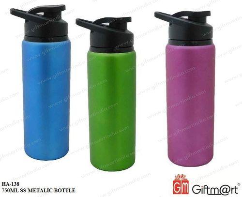 Metallic Bottles