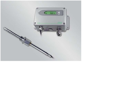 High-Precision Air/Gas Velocity Transmitter