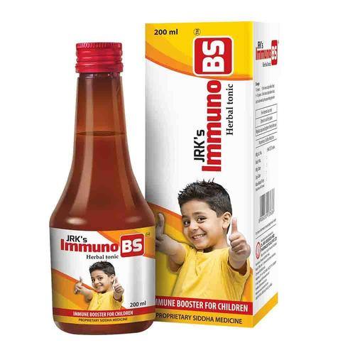 Jrk Immuno Bs Herbal Tonic