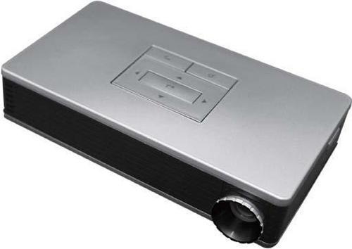 Mini Pocket 100 Lumen DLP Color Projector For Presentation