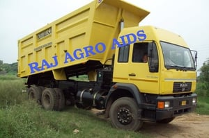 Industrial Tipper And Trolley