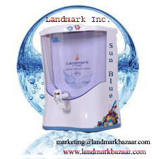 2f1164faae Landmark Domestic Sun Blue RO Water Purifier - Landmark Inc -Mfg ...