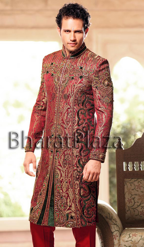 e2e8857837 Wedding Sherwani In Jodhpur, Wedding Sherwani Dealers & Traders In ...