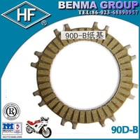 Motorcycle Clutch Disc CG125-103