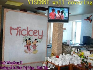 Yisenni Textured Wall Covering