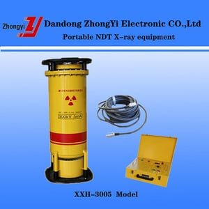 Portable Frequency-Conerted And Gas-Filled X Ray NDT Equipment