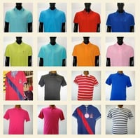 Single Colour Polo T-Shirts