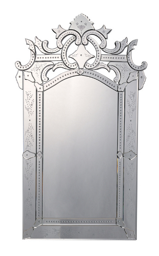 Antique Classic Vintage Wall Venetian Mirror