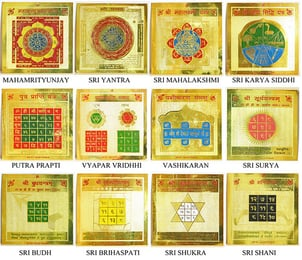 Gold-Plated-Yantra
