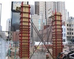 Concrete Wall Forming System
