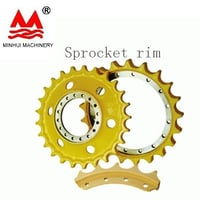 Bulldozer Sprocket Rim D7H-XR